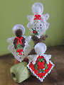 Granny's Little Angels Crochet Pattern