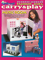 Fashion Doll Carry & Play Music Room