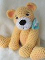 Favorite Crochet Teddy Bear