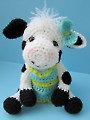 Cute Cow Crochet Pattern