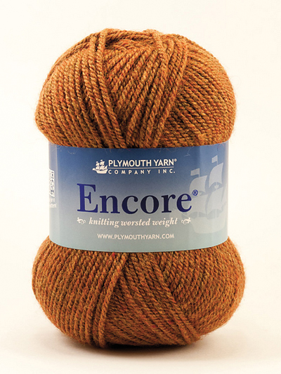 Plymouth Yarn® Encore® Worsted