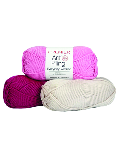 Premier® Anti-Pilling Everyday™ Worsted