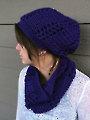 Lexi Hat & Cowl Crochet Pattern