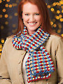 ANNIE'S SIGNATURE DESIGNS: The Cosmos Wrap Crochet Pattern