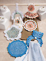 Towel Toppers & Dishcloths