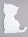 Kitten Mug Rug Interfacing - 4/pkg.