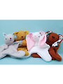 Lovey Dovey Sewing Pattern: Kitty, Bear, Bunny, Puppy
