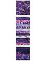 Radiant Orchid Jelly Roll - 20/pkg.