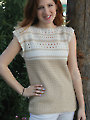 Whole Latte Love Crochet Top