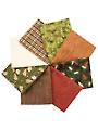 Moose on the Loose Fat Quarters - 8/pkg.