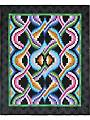 Entwined Bargello Quilt Pattern