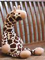 Jeremy Giraffe Sewing Pattern