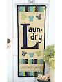 Laundry Days Wall Hanging Pattern
