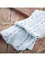 Ellora Wave Scarf Knit Pattern