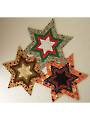 Fancy Star Candle Mat Pattern