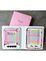 Denise Interchangeable Pink Knitting Needle Kit