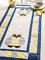 Night Owl Table Runner Pattern