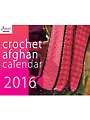 2016 Crochet Afghan Calendar