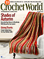 Crochet World October 2015