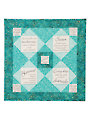 Dear Sister Quilt Kit - Green