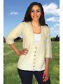 Captiva Cardigan Knit Pattern
