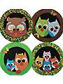 Owl Placemats Pattern