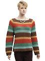 Regina Raglan Pullover Crochet Pattern