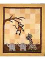 Baby Safari Quilt Pattern