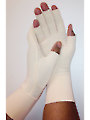 Thera-Glove� Partially Fingered Gloves With Grippers Medium