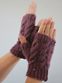 Unger Knit Mitts Pattern