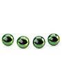 Enami Eyes Metallic Green - 2 pack