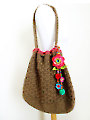 Loretta Tote Bag Crochet Pattern