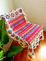 Ziggy Blanky Crochet Pattern