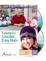 Learn to Crochet Easy Hats Class DVD