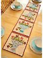 Vintage Blessings May Table Runner Pattern