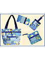 Jelly Strips Bag Sewing Pattern