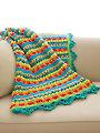 Candy-Gram Afghan Crochet Pattern