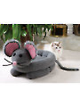 Snuggly Mouse Bed Crochet Pattern
