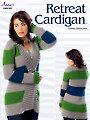 Retreat Cardigan Crochet Pattern