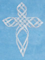 Woven Cross Counted Cross Stitch