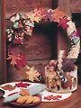 Autumn Splendor Plastic Canvas