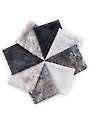 Stonehenge Gradations Graphite Fat Quarters - 8/pkg.