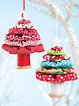 Yo-Yo Tree Ornament Pattern