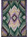 Floral Bouquet Bargello Quilt Pattern