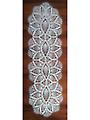 Pineapple Oval Runner Crochet Pattern