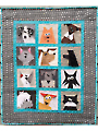 Cats n Dogs Quilt Pattern