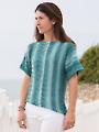 ANNIE'S SIGNATURE DESIGNs: Desert Sands Tee Knit Pattern