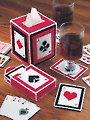 Playing Card Plastic Canvas Pattern Set
