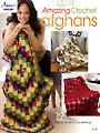 Amazing Crochet Afghans Crochet Pattern Book