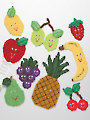 Fun Fruit Fridgies